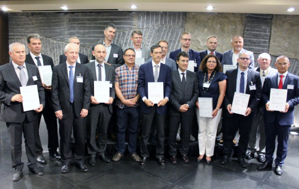 Fertilizers Europe members awarded with the Product Stewardship Certificate